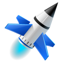 launch, rocket, spaceship icon