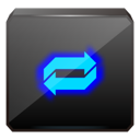 overlay, share icon
