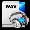 sound, wav icon