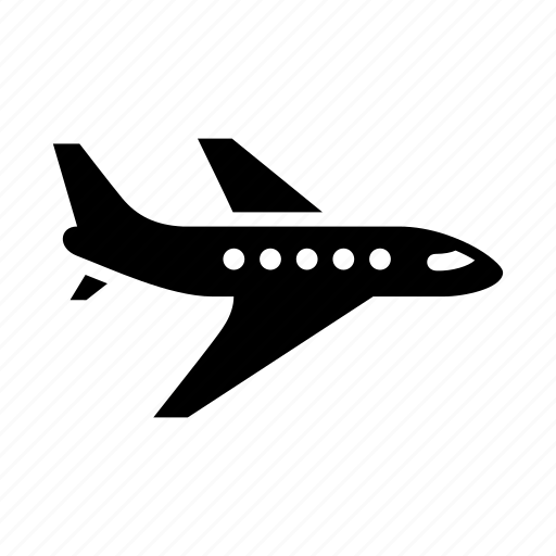aero vehicle, air transport, airbus, aircraft, airliner, passenger transport icon