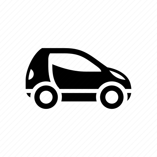 auto, automobile, mini car, vehicle icon