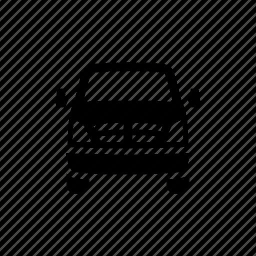 automobile, cargo van, sprinter van, van icon