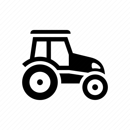 agriculture, farm, freight transport, tractor, truck icon