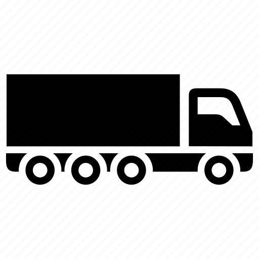 car, freight transport, lorry, truck icon