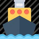 vessel, ship, boat, transport, cruise