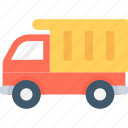 cargo, delivery van, shipping truck, shipping, logistics delivery