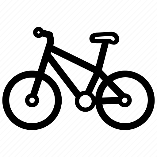 Bicycle, bicycles, bike, cycle, transport, vehicle, wheels icon - Download on Iconfinder