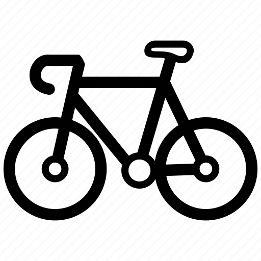 Bicycle, bicycling, bike, cycle, cycling, transport, vehicle icon - Download on Iconfinder