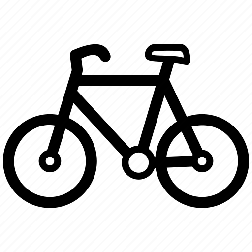 Bicycle, bicycling, bike, cycle, transport, vehicle, wheels icon - Download on Iconfinder