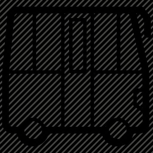 bus, motor, public, school, transport, transportation, vehicle icon