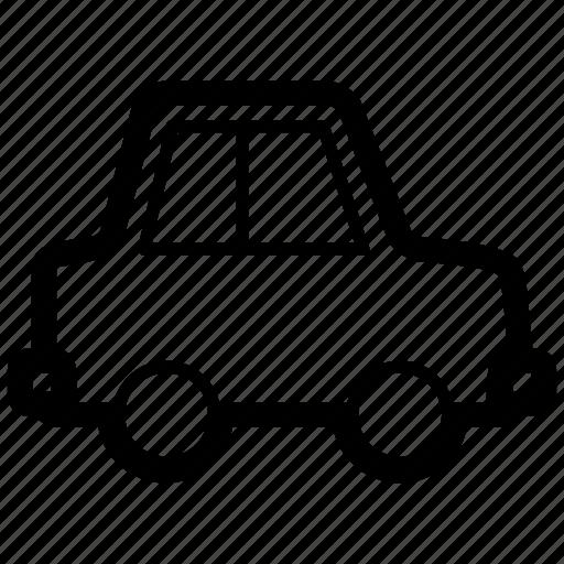 auto, automotive, car, mini, transport, vehicle, vinatge icon