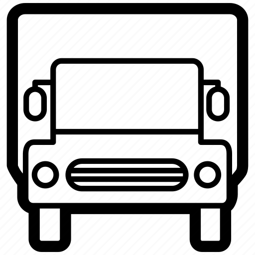 cargo, delivery, freight, logistic, shipping, truck icon