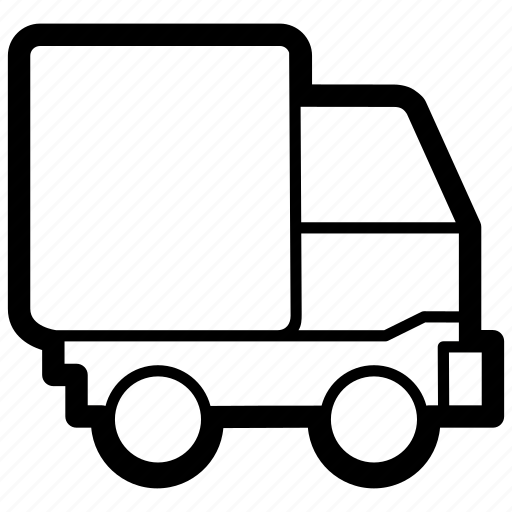 auto, delivery, shipping, transportation, truck, van, vehicle icon