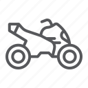 bike, extreme, motorcycle, quad, transport, vehicle icon