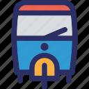 auto, rikshaw, three wheeler auto, transport icon
