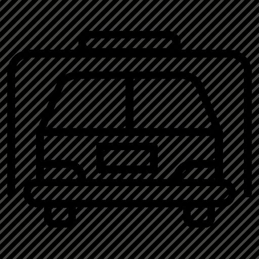 Automobile, car, garage, transport, vehicle icon - Download on Iconfinder