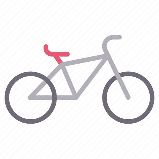 bicycle, bike, cycle, transport, travel icon