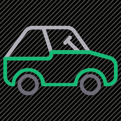 automobile, car, transport, travel, vehicle icon