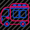 car, food, food truck, traffic, transport, transportation, truck