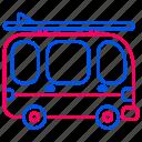 car, holiday, summer, traffic, transport, transportation icon