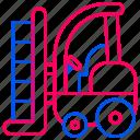 car, cargo, cargo lift car, traffic, transport, transportation icon