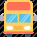 bus, tour, coach, transport, vehicle