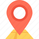 gps, location, map pin, navigation, placeholder