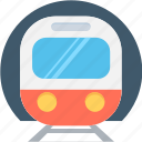 locomotive, subway, train, tram, tramway