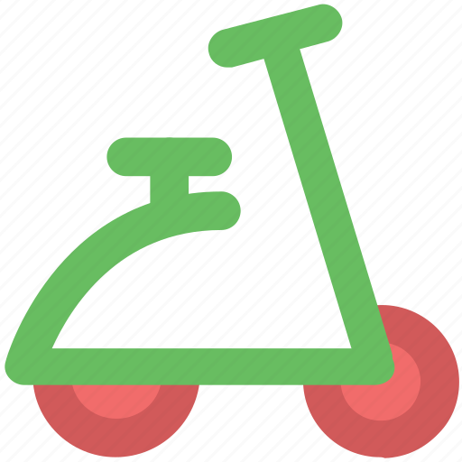 motorcycle, motorscooter, scooter, transport, travel, vehicle, vespa icon