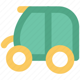 auto, motorcycle rickshaw, rickshaw, transport, travel icon