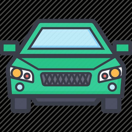 automotive, car, transport, travel, vehicle icon