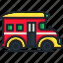 school, bus, transportation, public, transport, automobile, vehicle