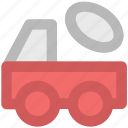 delivery van, goods transport, goods vehicle, lorry, luggage, shipping, transport, transportation, travel, truck, van, vehicle, wagon icon