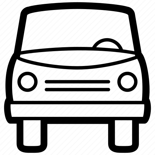 automobile, car, drive, motor, transport, vehicle icon