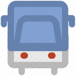 bus, public bus, public transport, public vehicle, transport, transport vehicle, vehicle icon