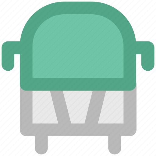 autobus, coach, omnibus, school bus, school van, transportation, travel icon