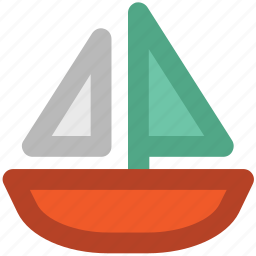 boat, cruise, sailboat, shipment, shipping, yacht icon