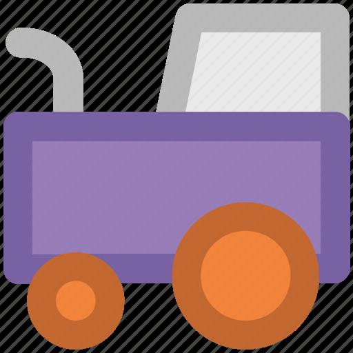 diesel engine, locomotive, steam engine, train engine icon
