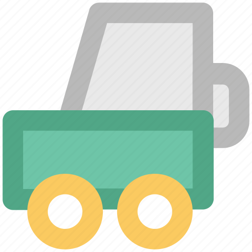 automobile, car, jeep, transport, vehicle, vehicles icon