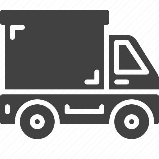 delivery, lorry, shipping, transport, truck icon