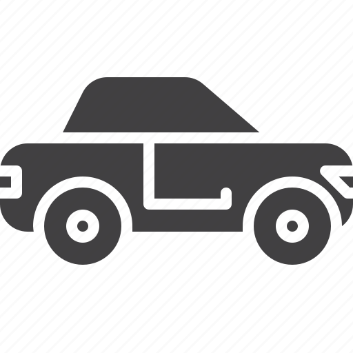 car, sedan, transport, vehicle icon