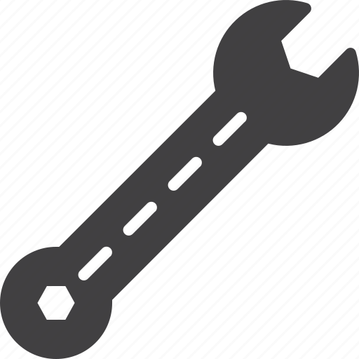 repair, spanner, transport, wrench icon