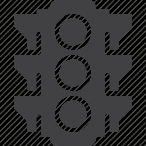 light, semaphore, traffic icon