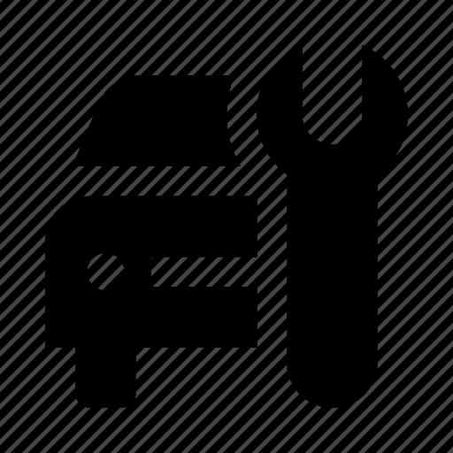 auto, car, repair, wrench icon