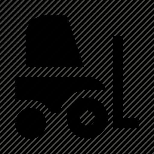 loader, storage, store, warehouse icon