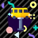 adaptive, car service, ios, isolated, material design, transport