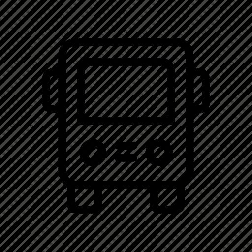 bus, car, public, transport, transportation, vehicle icon