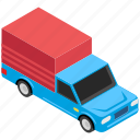cargo, delivery van, shipment, shipping truck, transport