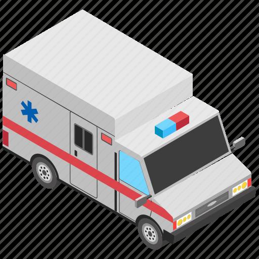 ambulance, emergency treatment, emt, healthcare, medical transport icon