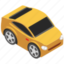 automobile, car, sports car, supercar, vehicle icon